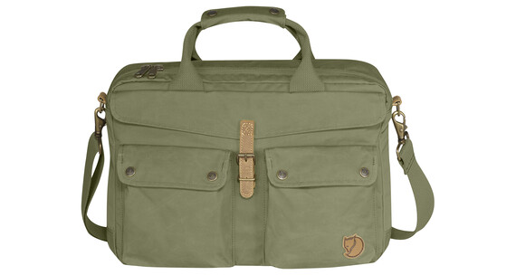 Fjällräven Greenland Briefcase Green